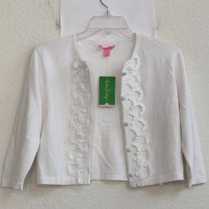 NEW Lilly Pulitzer Pacey Cardigan Loopes Cropp DI